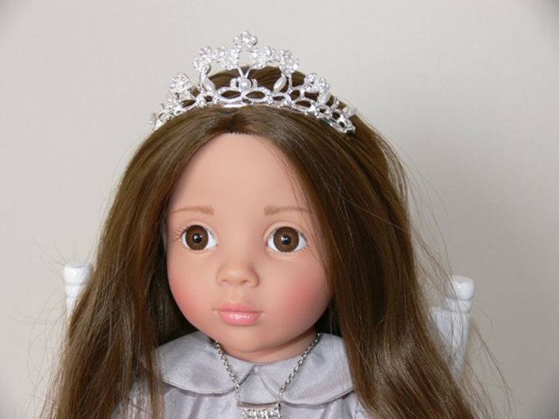 Диадема для куклы
